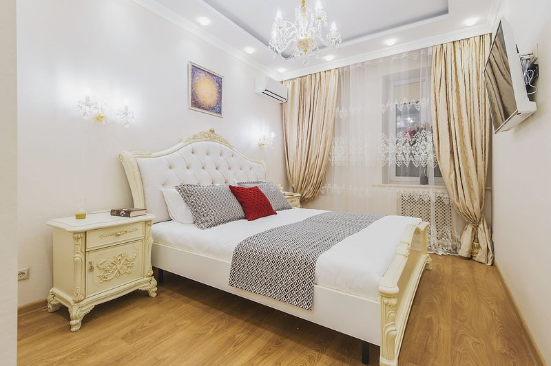 GorodM Luxury apartment near New Arbat, location de vacances à Balashikha Urban District
