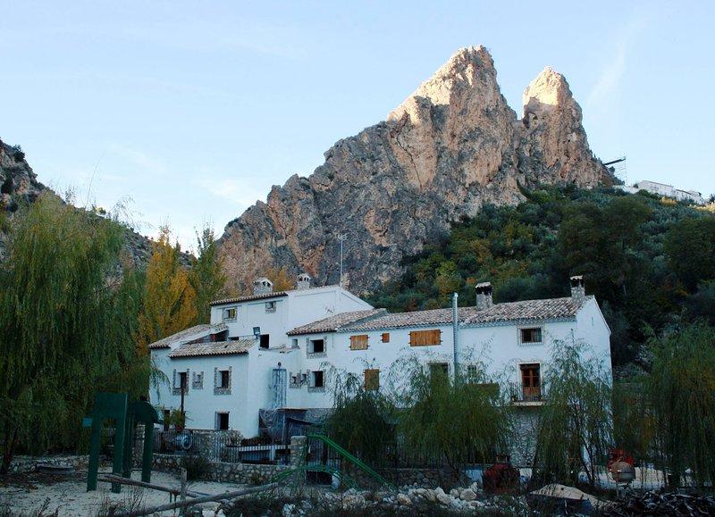 Alojamiento Rural El Molino De La Cerrada, holiday rental in Hinojares