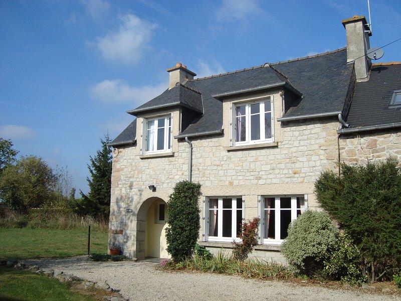 Clara, vacation rental in Broons