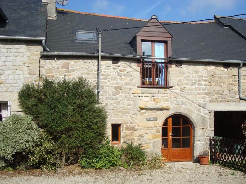 Clement, vacation rental in Broons