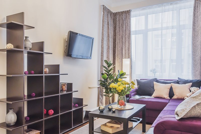 GorodM Apartment near the historic center of Moscow, location de vacances à Balashikha Urban District