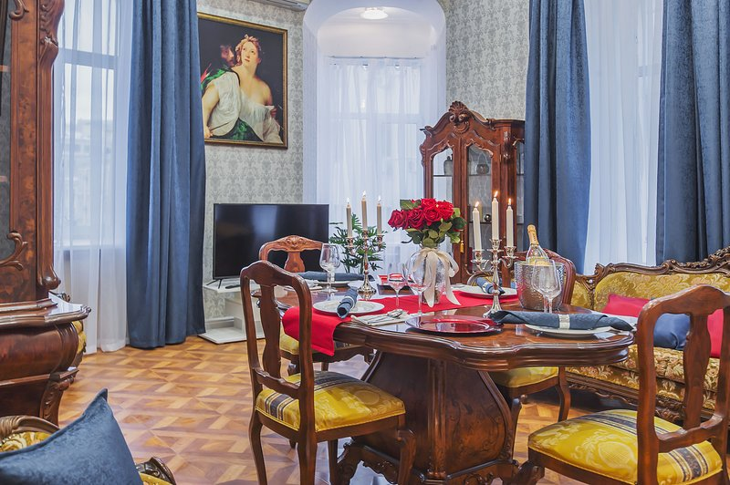 GorodM Spacious apartments near the capital center, vacation rental in Sergiyevo-Posadsky District