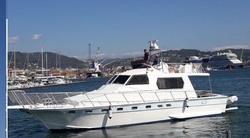 Yacht AnnaBlu, alquiler de vacaciones en Porto Venere
