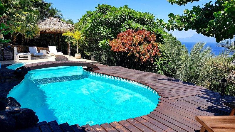 Chalet de Tahiti, holiday rental in Tahiti