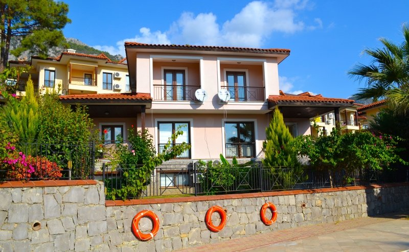 Olive 7 Attached Villa Terrace Life Göcek, vakantiewoning in Gocek