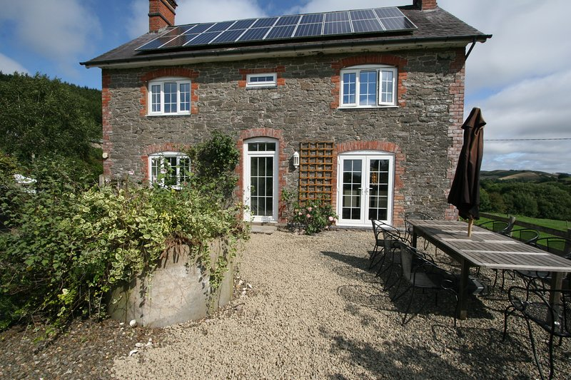 England Shelve Farmhouse, holiday rental in Bishops Castle