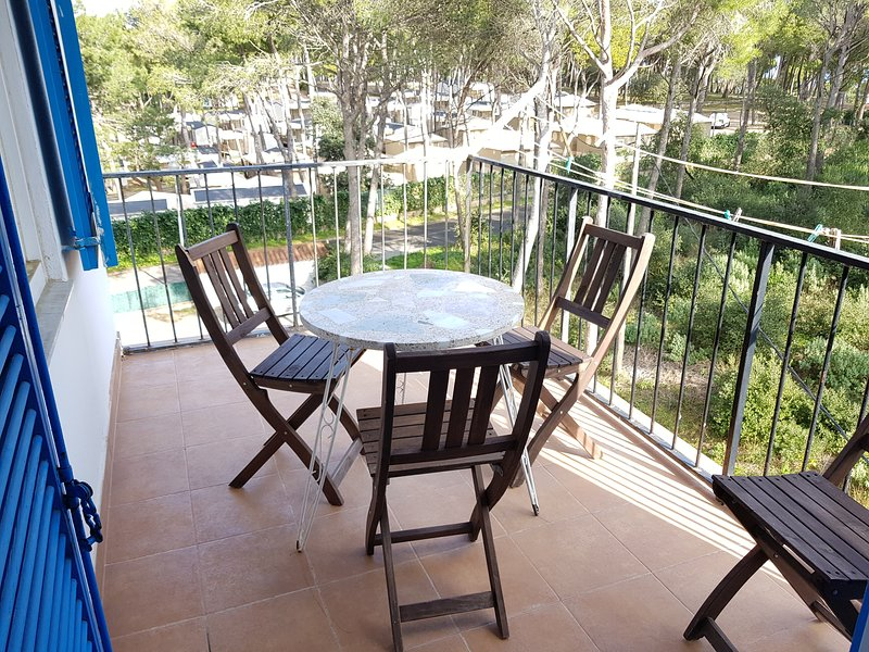 PLS-3 APARTAMENTO 4 PLAZAS CON PISCINA /PLAYA PALS, location de vacances à Pals