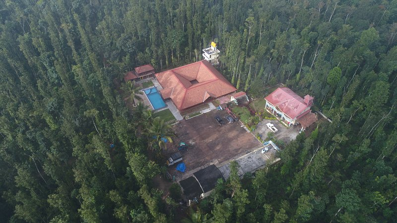 Sabera Heritage Home, holiday rental in Sakleshpur