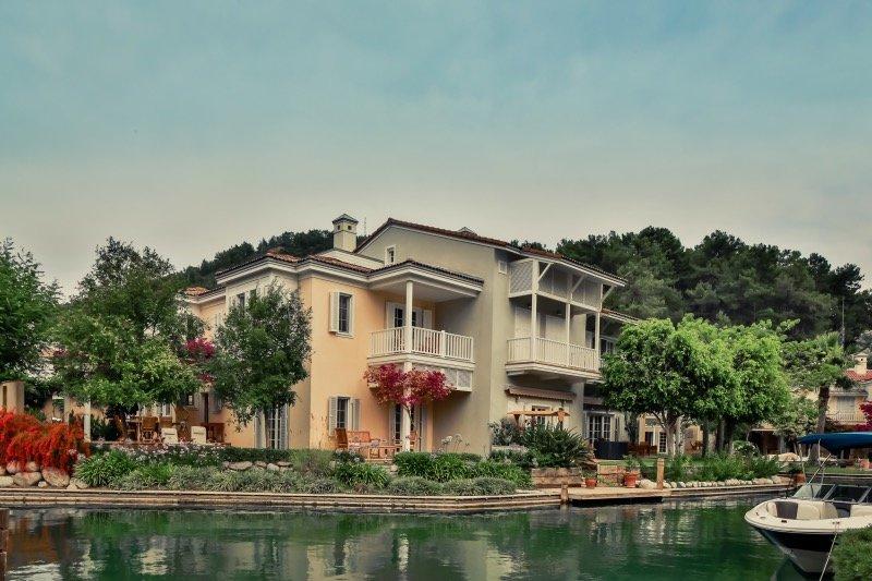 Exclusive Holiday Villa Anya in Portville Gocek, vacation rental in Gocek