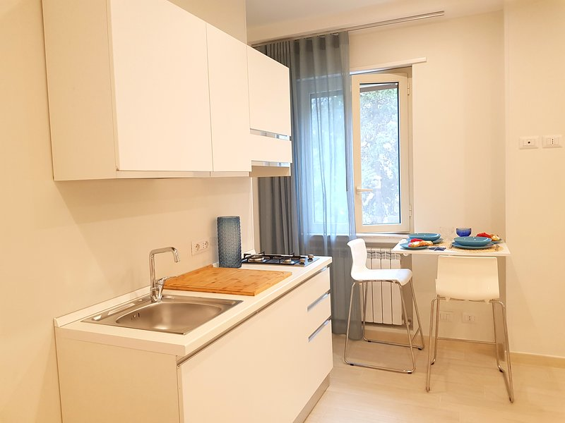 NEW AND RENOVATED APARTMENT EQUIPPED WITH ALL THE COMFORT