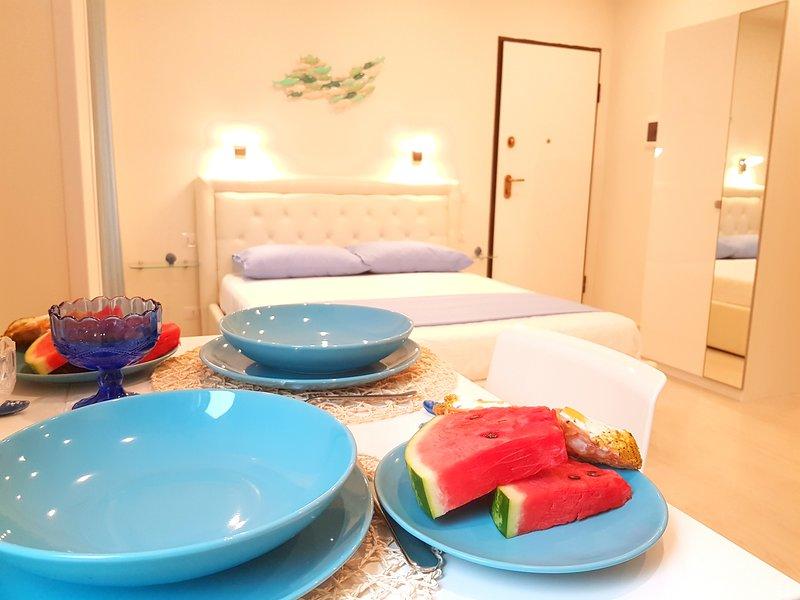 NUOVISSIMO IMMOBILE CONCHIGLIA, vacation rental in Villagonia