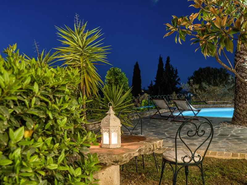 Villa Almeira avec piscine privée
