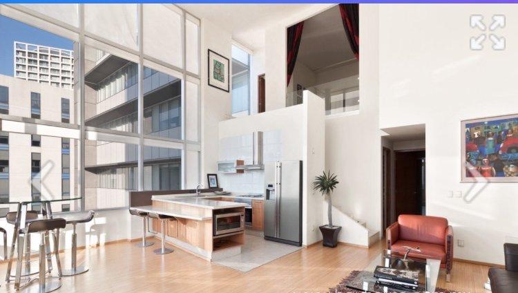 Luxury loft apartment in Santa Fe, location de vacances à Metepec