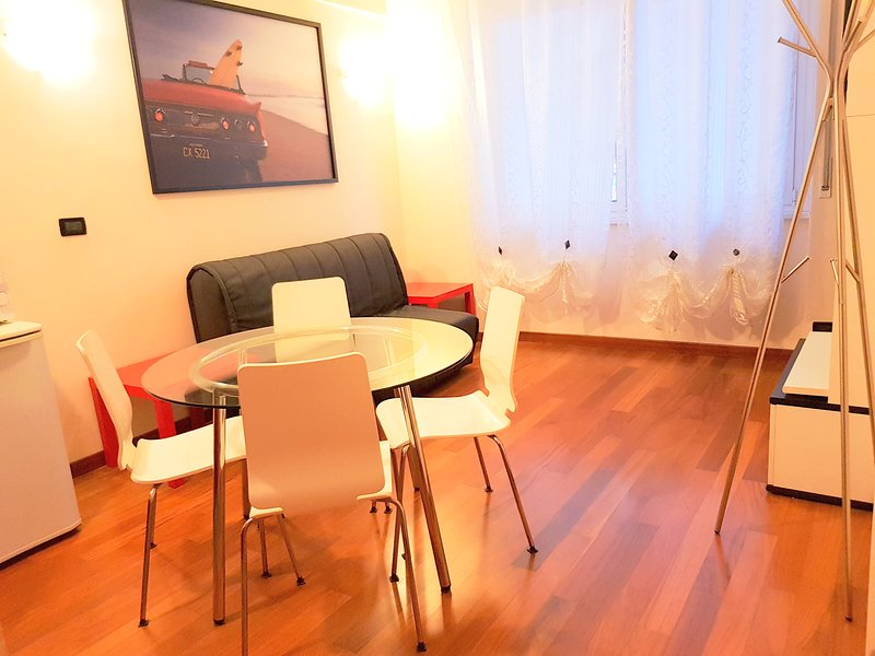 Central Shelter Rapallo, holiday rental in Rapallo