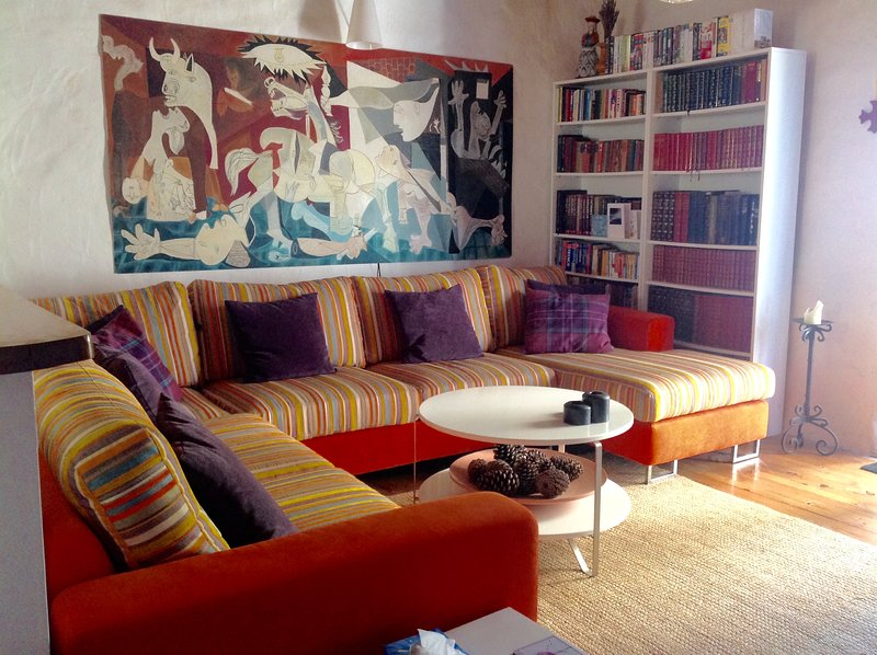Nebias French Property - The Library House, holiday rental in Espezel