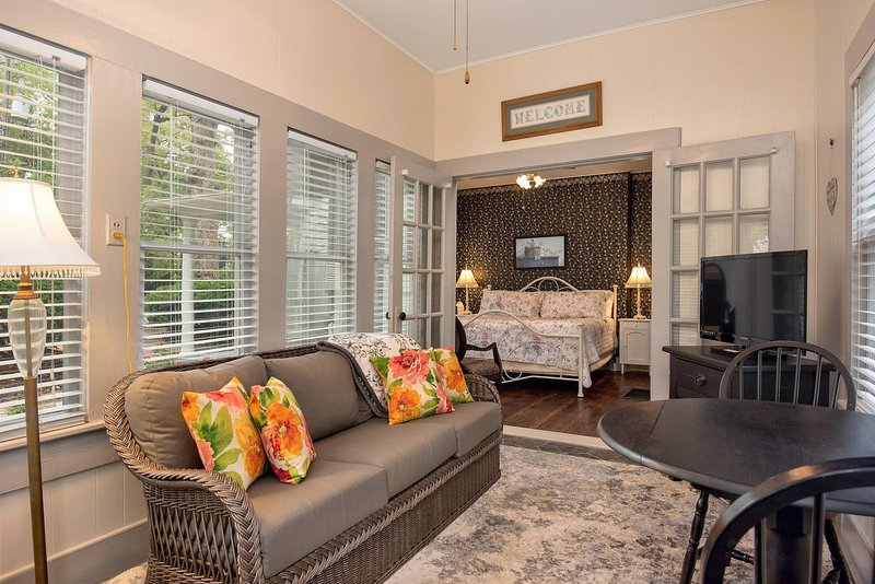 Suite Alice - Historic Lookout Estate, casa vacanza a Beaver