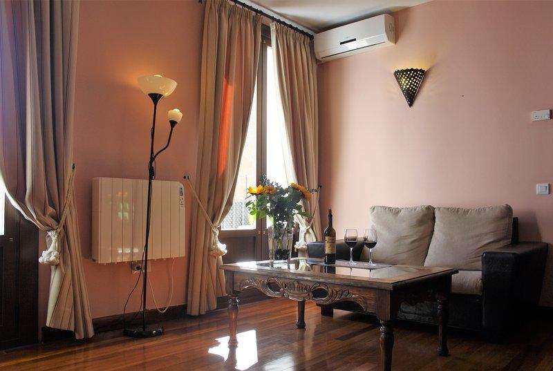 Appartamento completamente attrezzato per 2 persone
