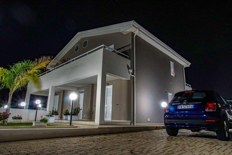 "Residence ""Maccone Bianco"", alquiler vacacional en Ispica"