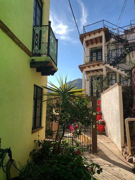 Casa de La Paz, casa vacanza a Mineral de Pozos