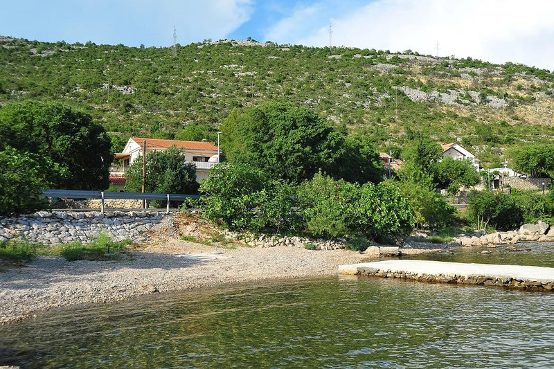 Two bedroom apartment Seline, Paklenica (A-6564-a), holiday rental in Seline