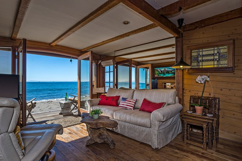 Boat House at Miramar Beach - Lower Unit, location de vacances à Montecito
