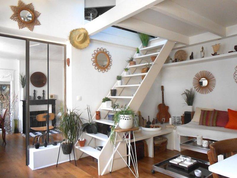 Ious Fashion Reaumur Apartment In 03eme Temple Le Marais With Wifi