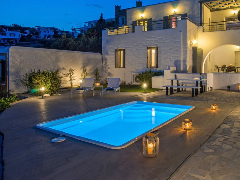 Azzurro Suite, holiday rental in Agios Charalampos