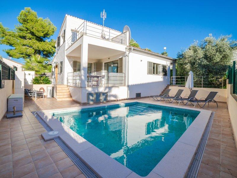 Villa Malpas, casa vacanza a Mal Pas