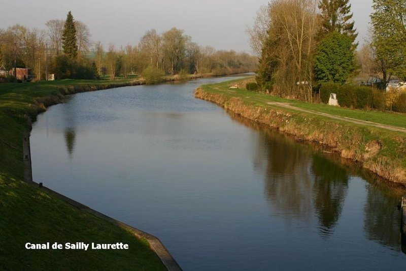 Chalet de la Somme, holiday rental in Villers-Bretonneux