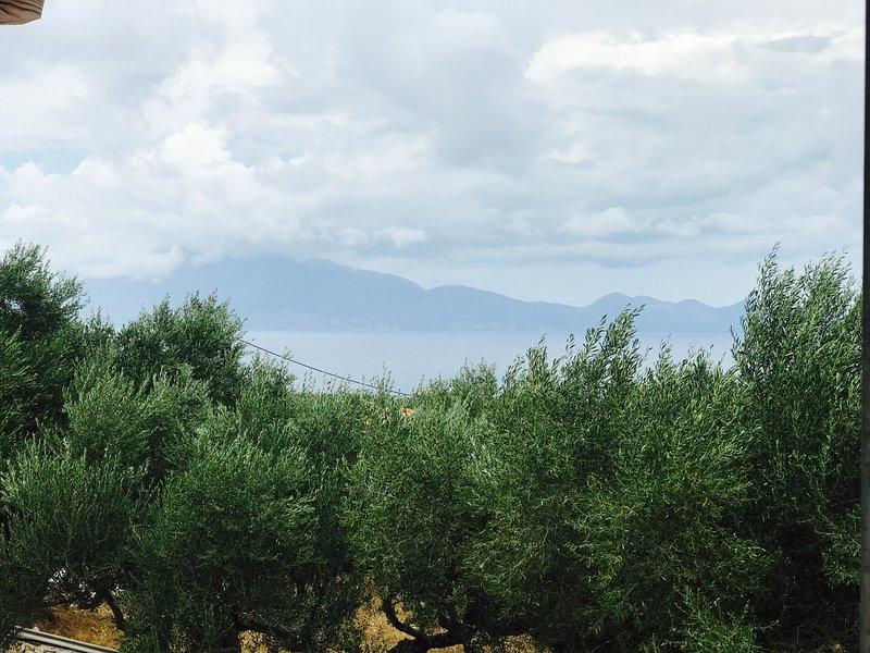VILLA FIORO, location de vacances à Korithi