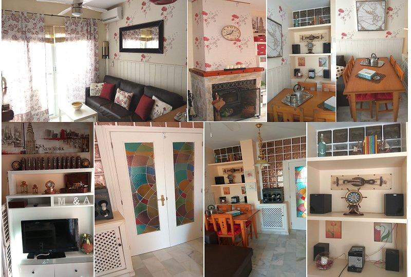 ADOSADO ISLANTILLA LUJO 7 personas ALQUILER VACACIONES HUELVA GOLF, holiday rental in Cartaya