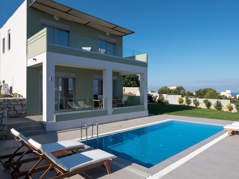Relaxing,private,comfortable,family,view, vacation rental in Kounoupidiana