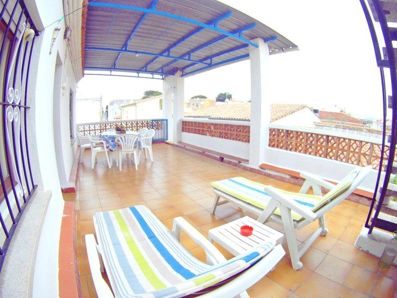 Apartamento La Terraza, vacation rental in Albons