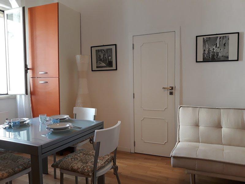 Nice apartment at the center of Nardò  - pearl of puglian barock, vacation rental in Nardo