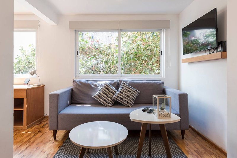 Daydream in Condesa by artist J Guillan w/BFST(G2), vacation rental in Mexico City