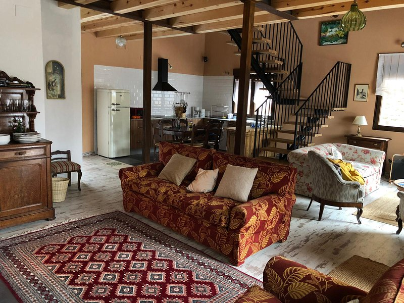 Alquiler  Casa Rural Segovia, holiday rental in Caballar