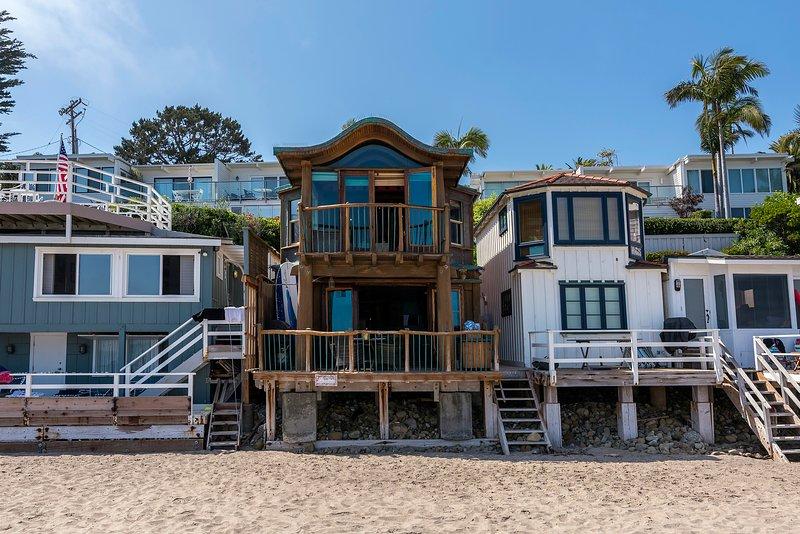 Hobbit House on Miramar Beach, holiday rental in Montecito