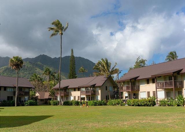 Alquileres de vacaciones en Kauai en Hanalei Colony Resort