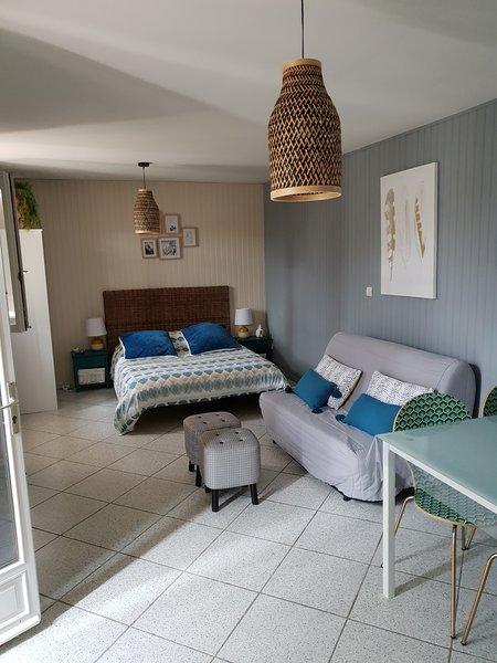 Gîte de Janine, holiday rental in Montagnac-sur-Auvignon