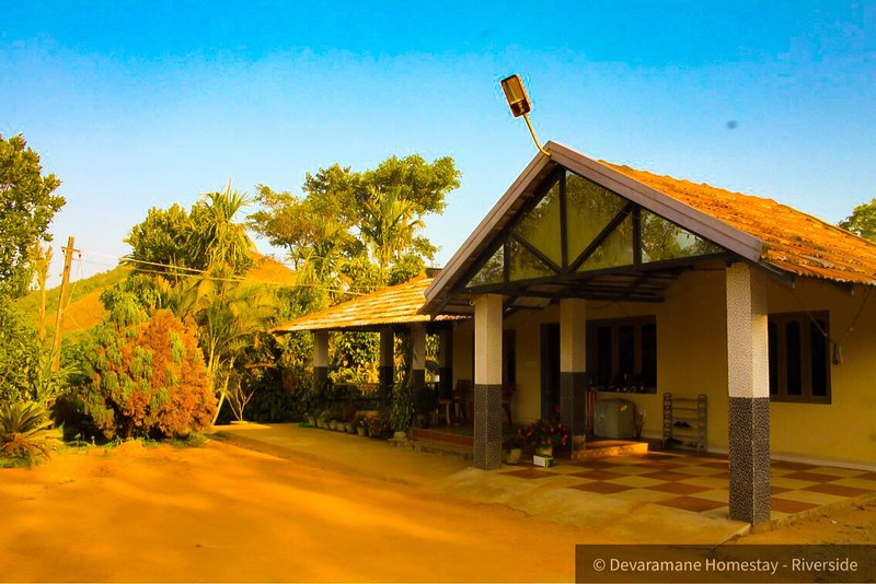 Devaramane Homestay - Riverside, holiday rental in Sakleshpur