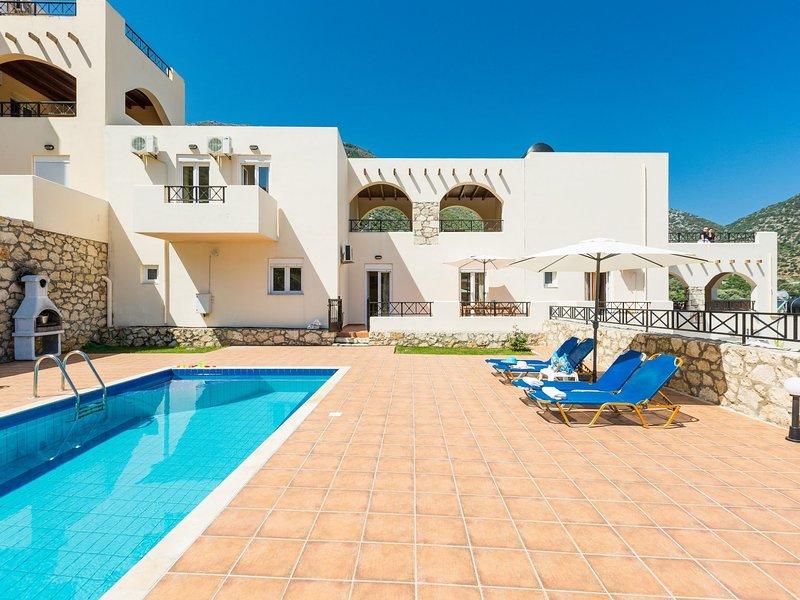 Villa Thalassa, casa vacanza a Almirida