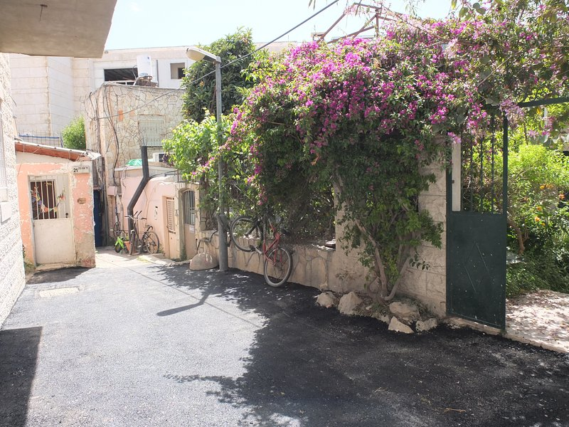 Rue Shevet Tzedek