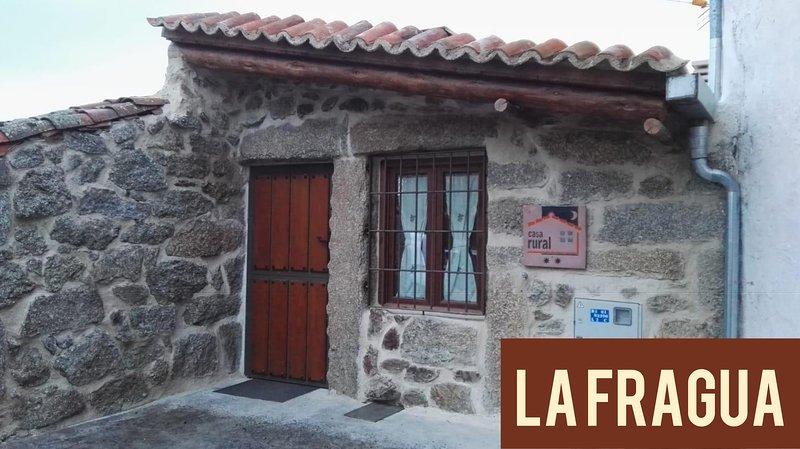 La Fragua, holiday rental in Guijuelo