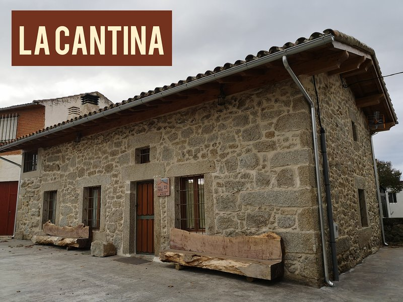 La Cantina, location de vacances à Cabezas Altas