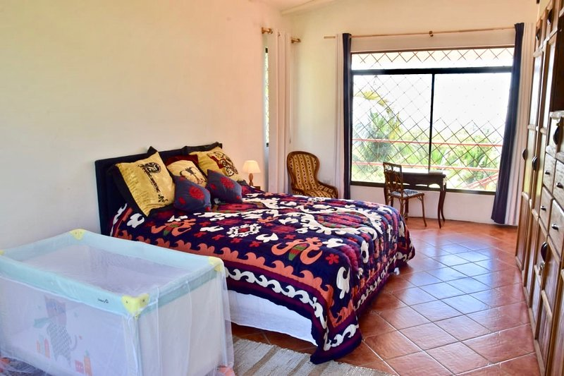 Splendid Serviced Guest House Ocean view Montezuma, holiday rental in Montezuma