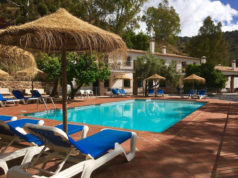El Abaricoque, holiday rental in El Chorro
