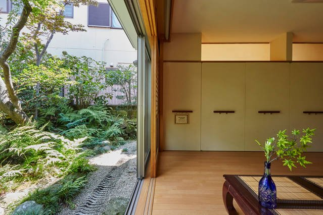 Shinjuku Entire House with Japanese Garden, holiday rental in Ginza