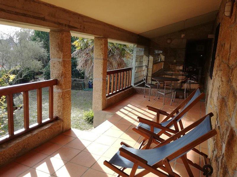 Coastal house, vacation rental in Pacos de Ferreira