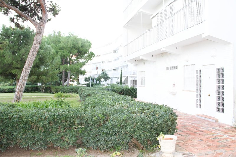 Apartment Ducal with internal heated pool Standard Rate, holiday rental in Grau i Platja