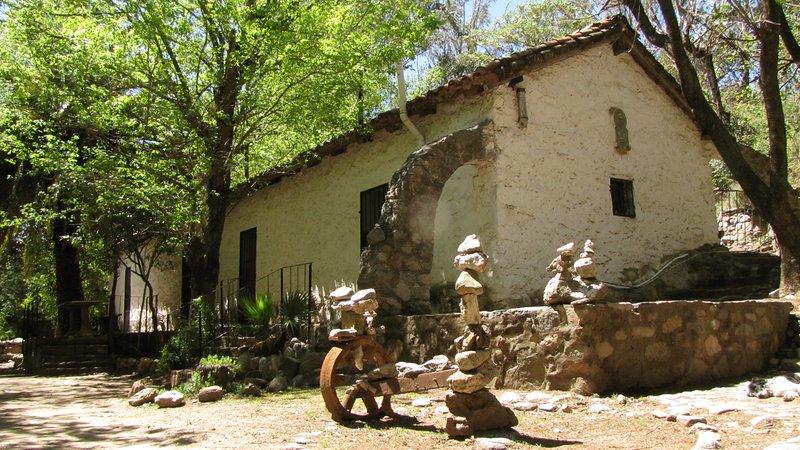 Alquiler temporario La Casona del Rio, sierras, rio, vacaciones,, holiday rental in Tanti